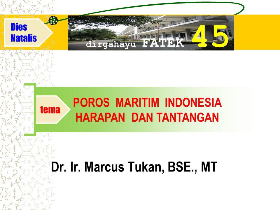 POROS MARITIM INDONESIA