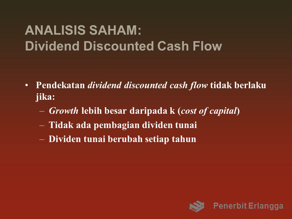 ANALISIS SAHAM: Dividend Discounted Cash Flow