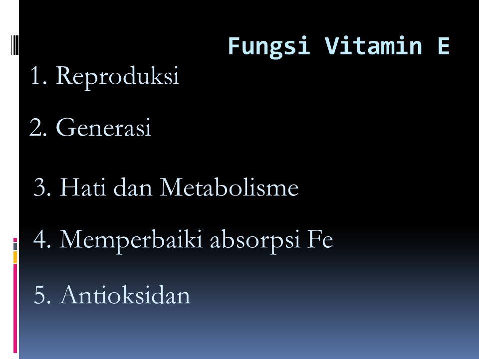 4. Memperbaiki absorpsi Fe