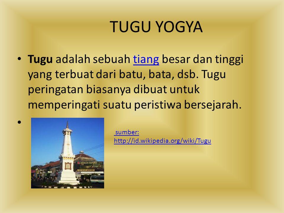 TUGU YOGYA