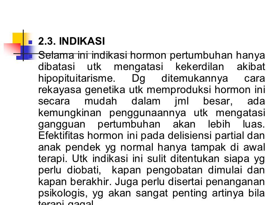2.3. INDIKASI