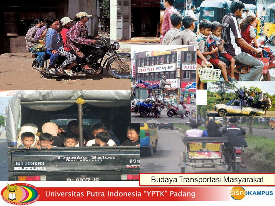 Budaya Transportasi Masyarakat
