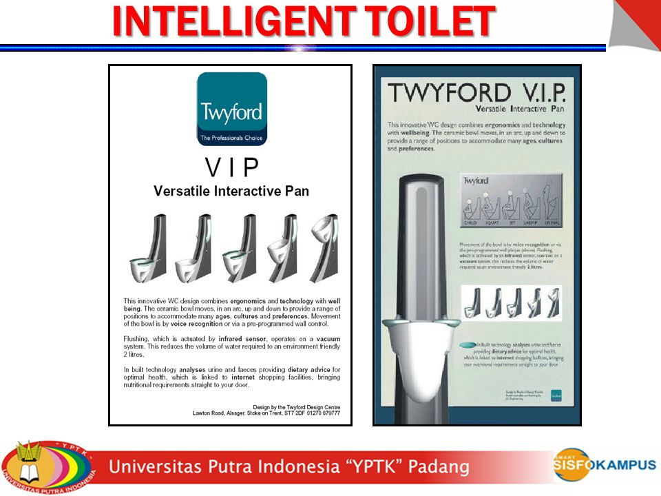 Intelligent Toilet