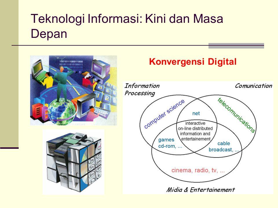 Teknologi Informasi: Kini dan Masa Depan