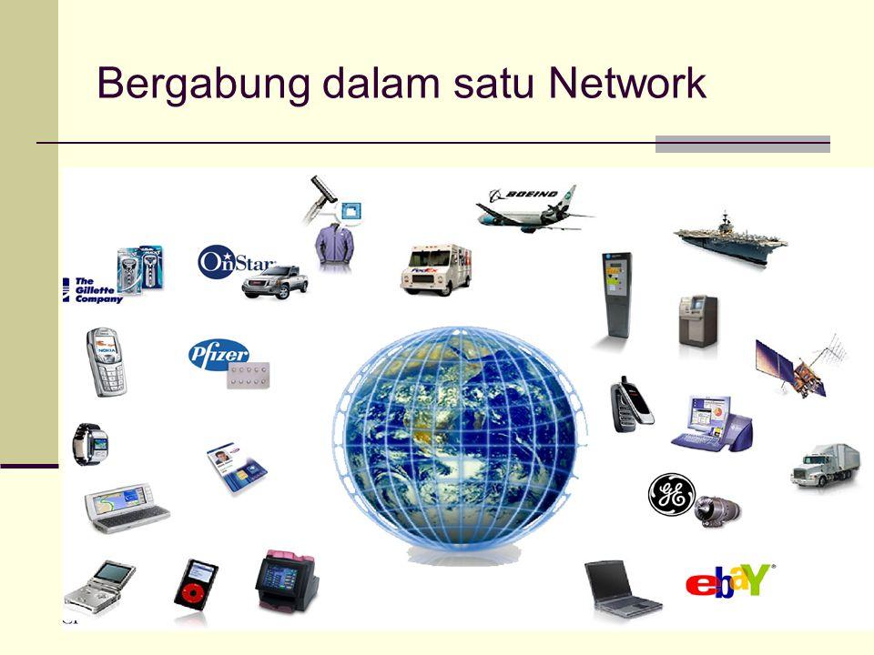 Bergabung dalam satu Network