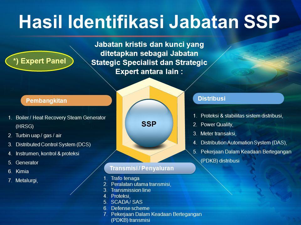 Hasil Identifikasi Jabatan SSP