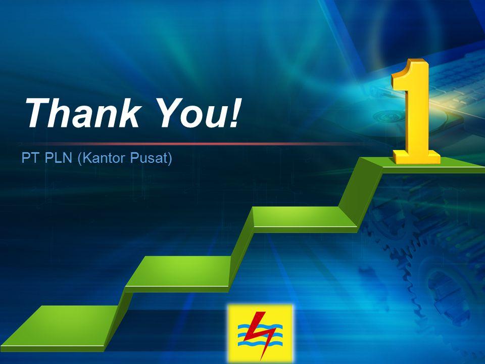 Thank You! PT PLN (Kantor Pusat)