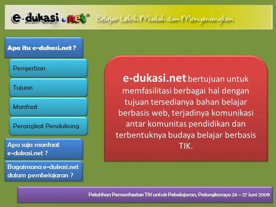 Apa itu e-dukasi.net