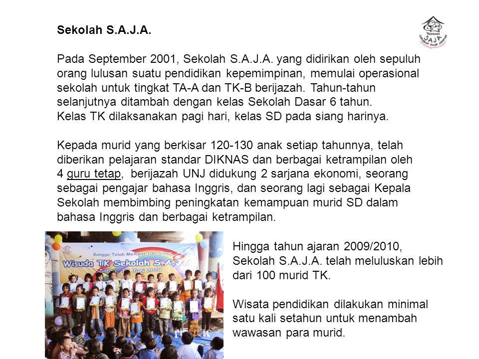 Sekolah S.A.J.A.
