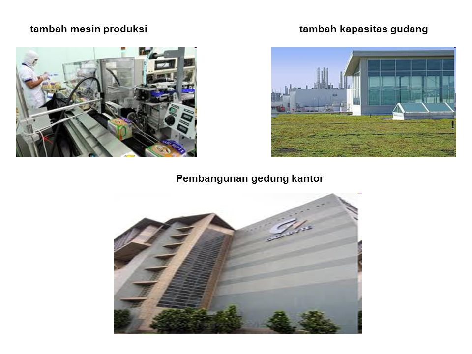 tambah kapasitas gudang Pembangunan gedung kantor