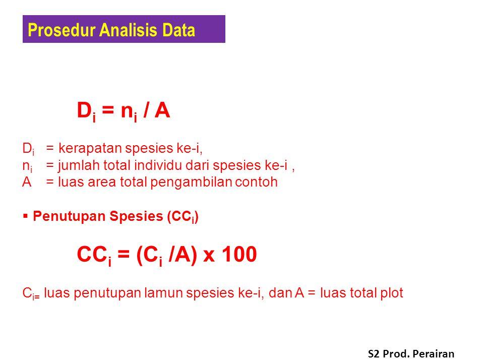 Prosedur Analisis Data
