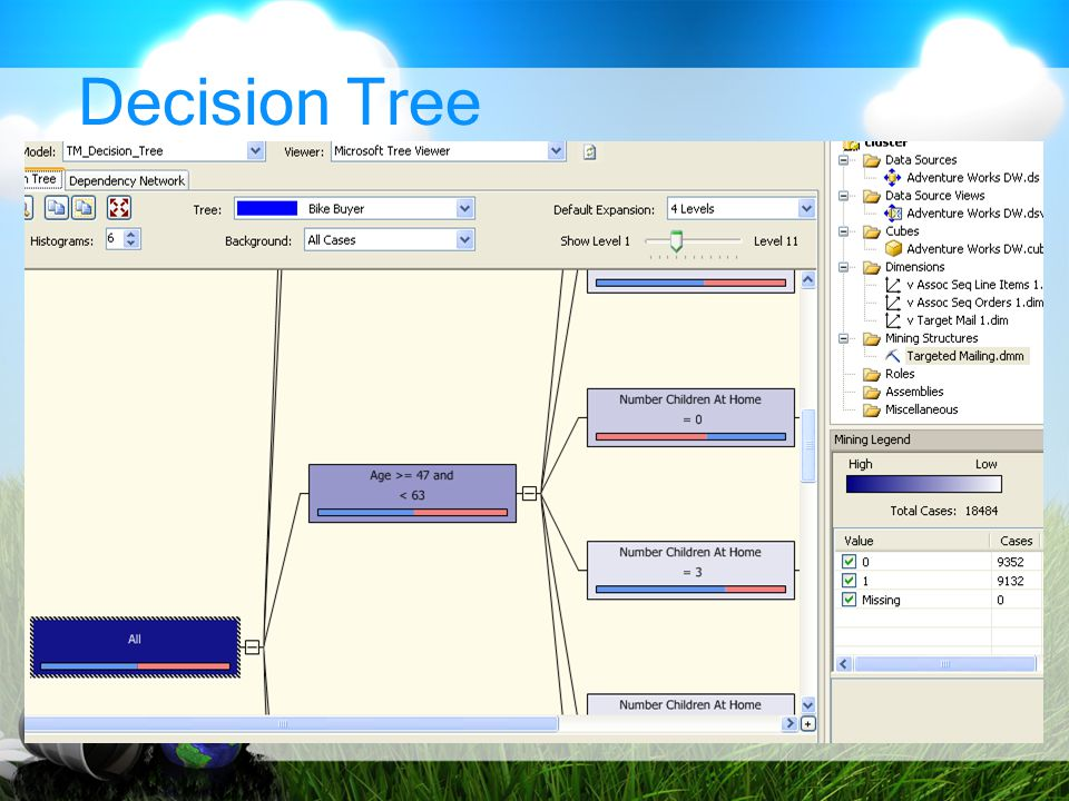 decision tree in data mining pdf