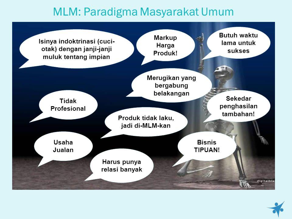MLM: Paradigma Masyarakat Umum