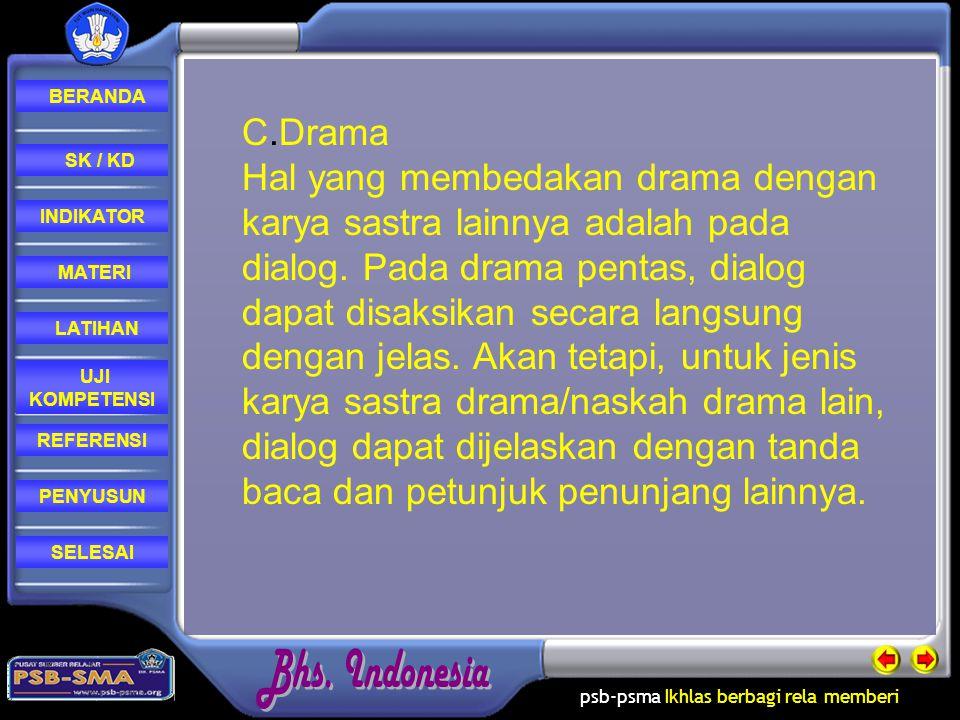 C.Drama