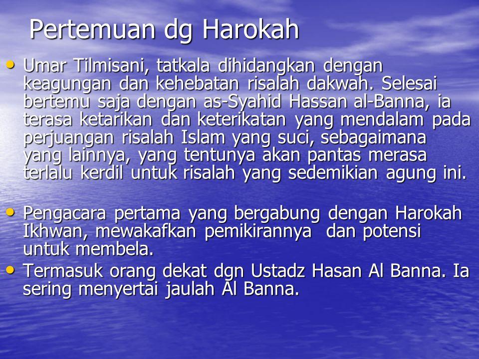 Pertemuan dg Harokah