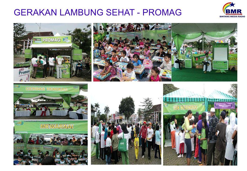 GERAKAN LAMBUNG SEHAT - PROMAG