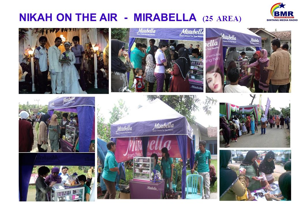 NIKAH ON THE AIR - MIRABELLA (25 AREA)