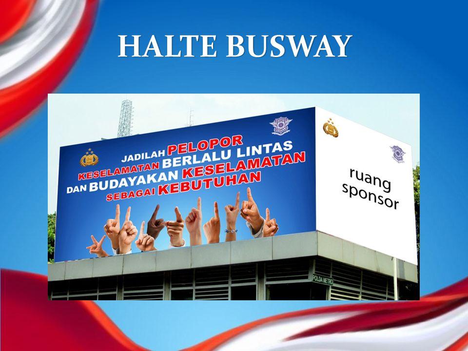HALTE BUSWAY