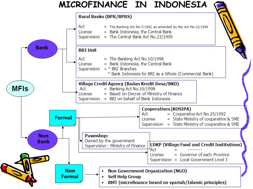 MICROFINANCE IN INDONESIA