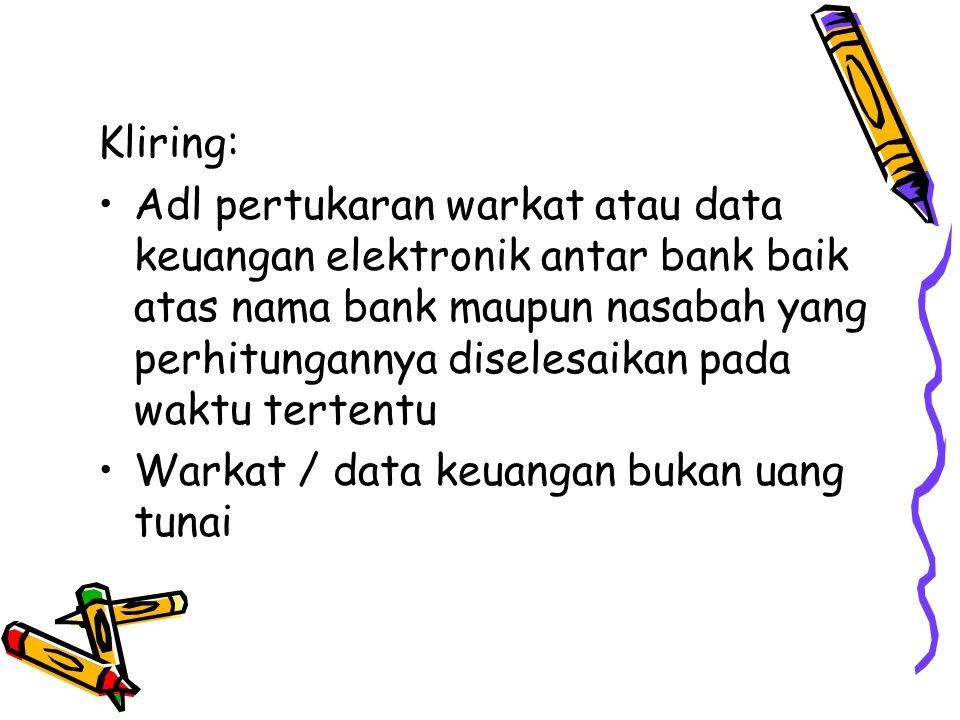 Kliring: