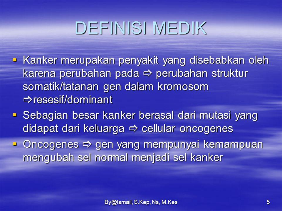 DEFINISI MEDIK