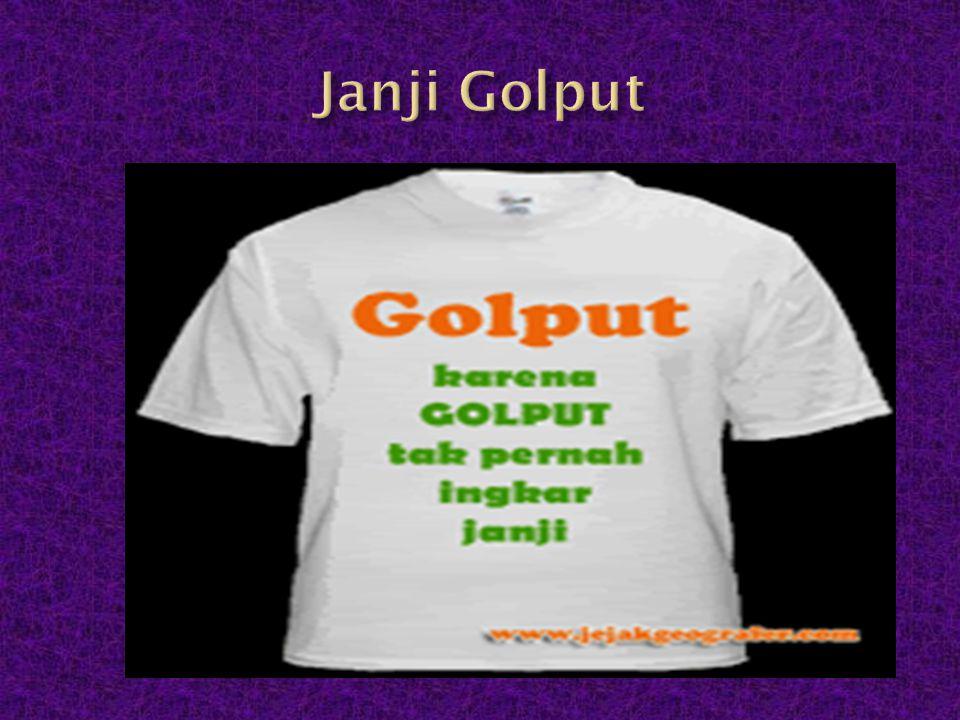 Janji Golput