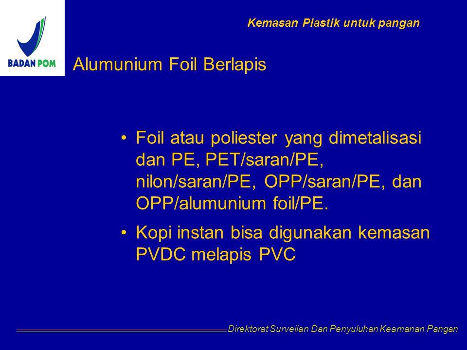 Alumunium Foil Berlapis
