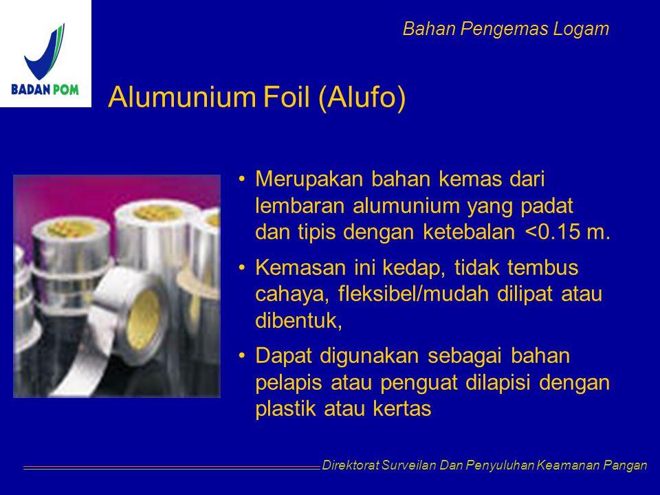 Alumunium Foil (Alufo)
