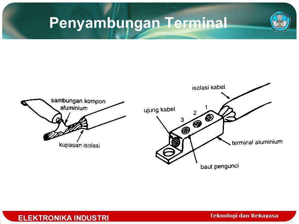 Penyambungan Terminal