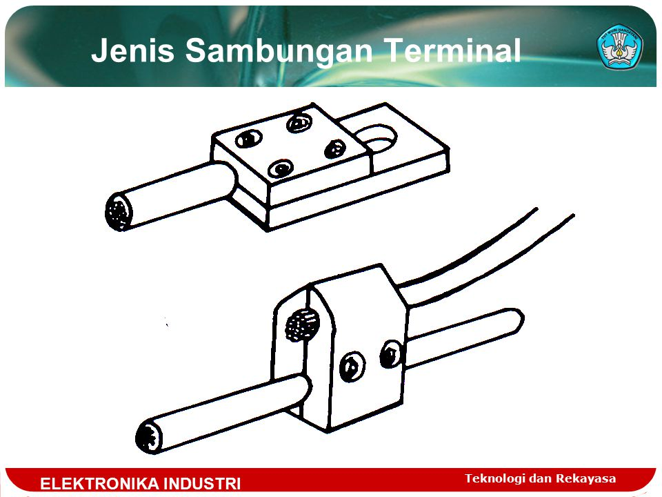 Jenis Sambungan Terminal