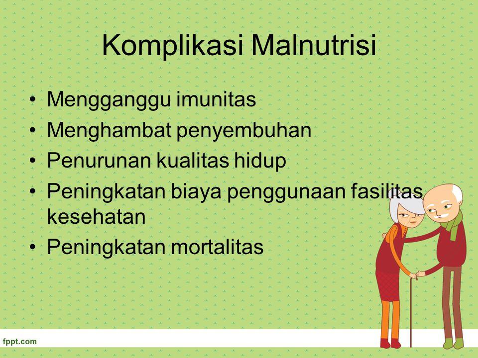 Komplikasi Malnutrisi