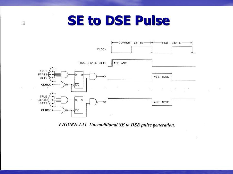 SE to DSE Pulse