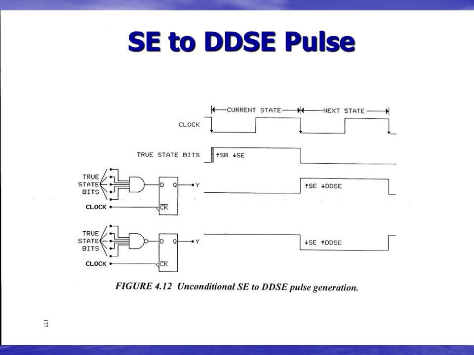 SE to DDSE Pulse