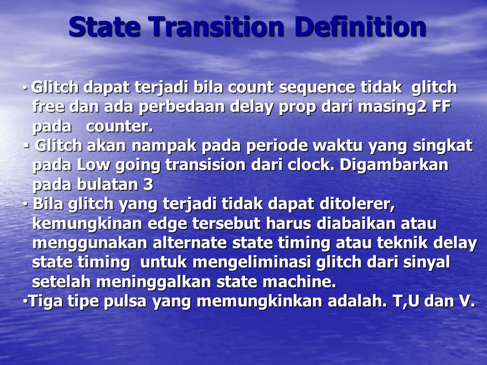 State Transition Definition