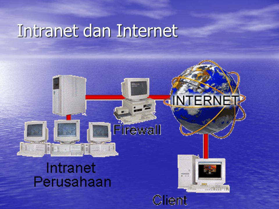 Intranet dan Internet