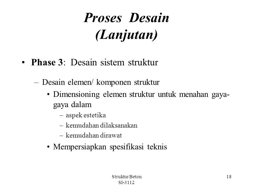 Proses Desain (Lanjutan)