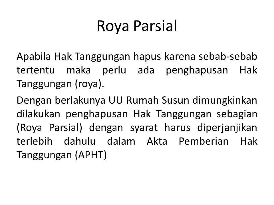 Roya Parsial