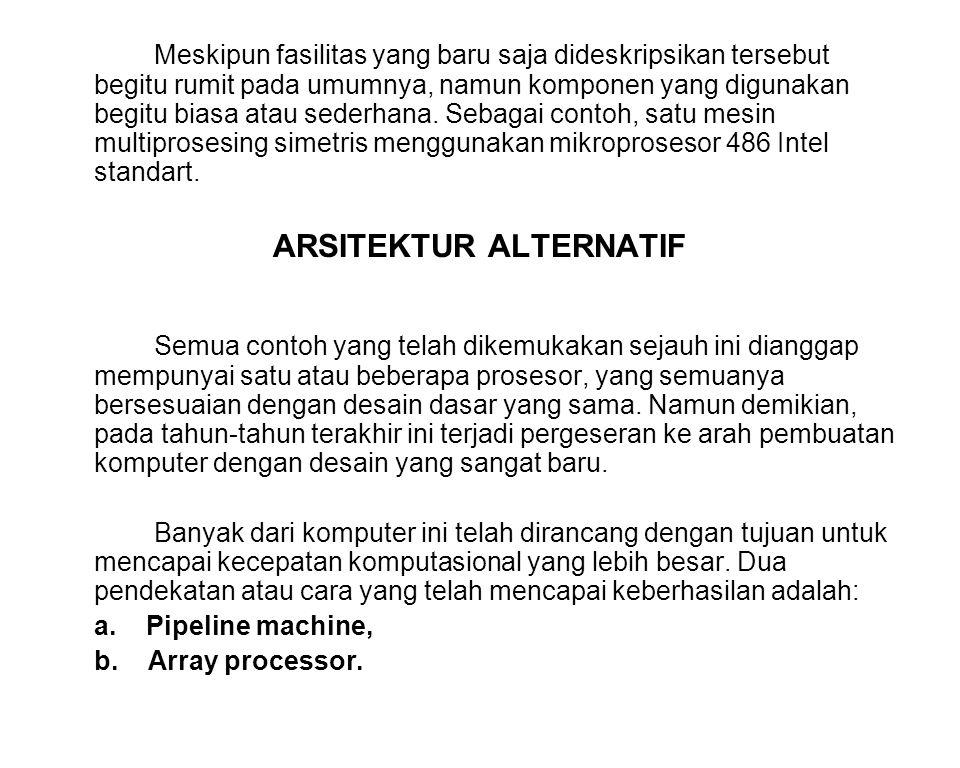 ARSITEKTUR ALTERNATIF