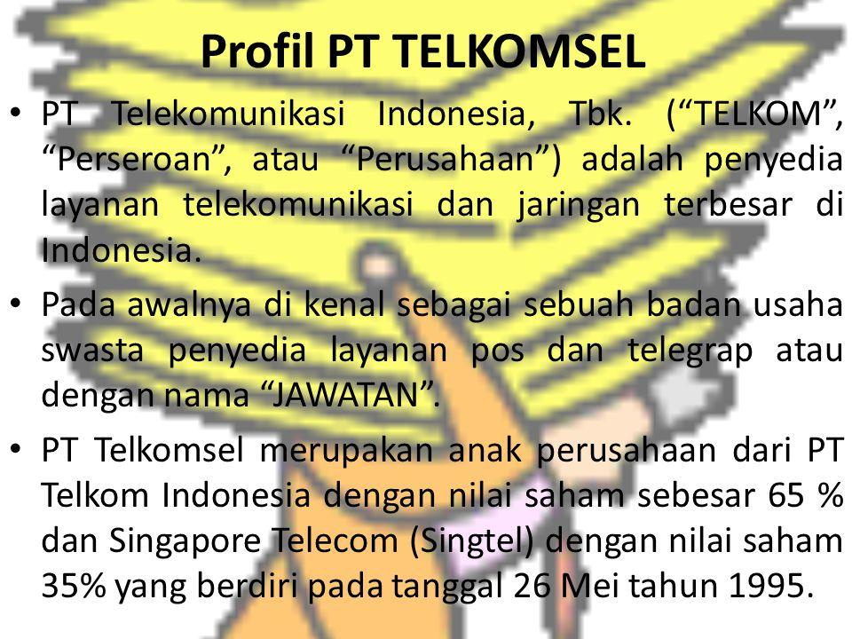 Profil PT TELKOMSEL