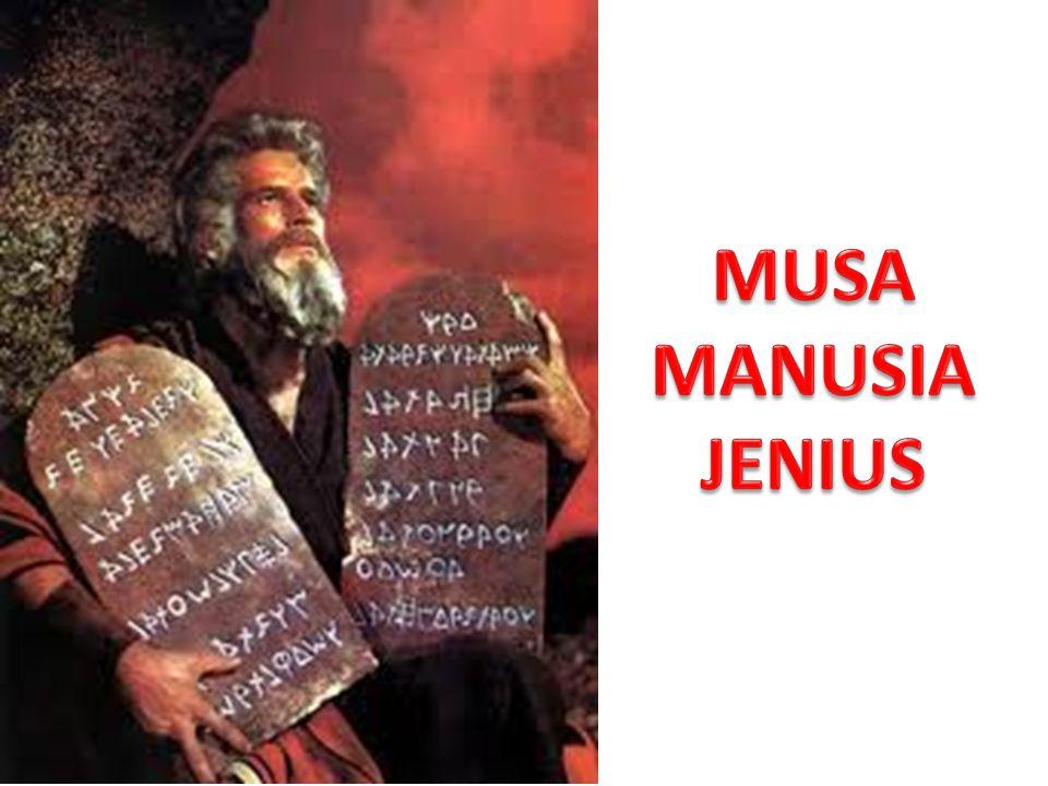 MUSA MANUSIA JENIUS