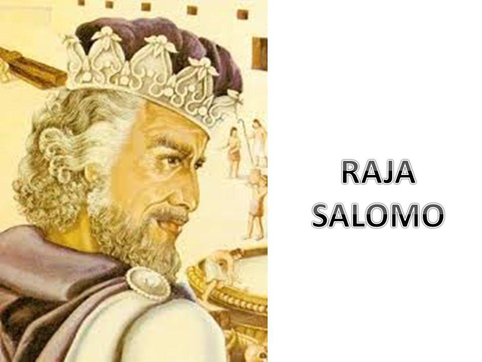 RAJA SALOMO