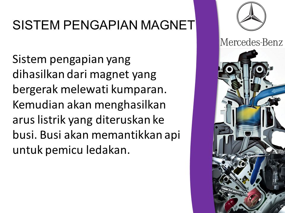 SISTEM PENGAPIAN MAGNET