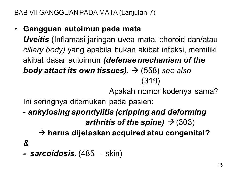 BAB VII GANGGUAN PADA MATA (Lanjutan-7)