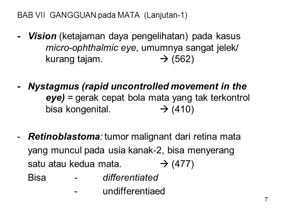 BAB VII GANGGUAN pada MATA (Lanjutan-1)