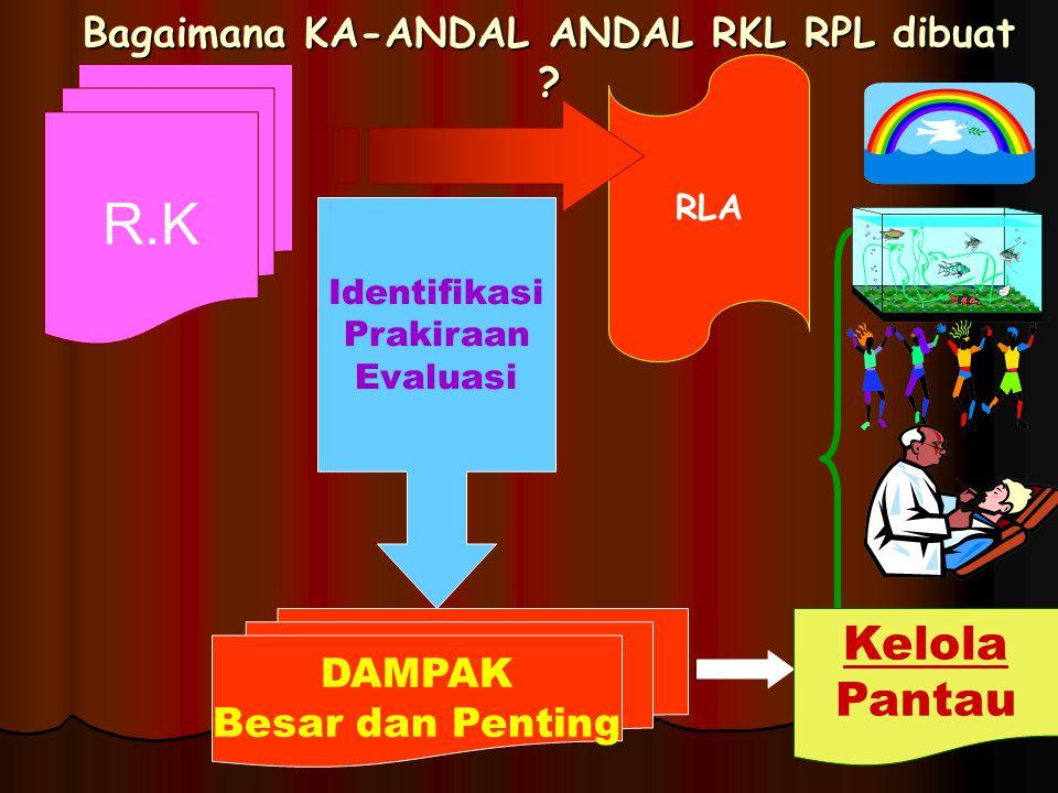 Bagaimana KA-ANDAL ANDAL RKL RPL dibuat