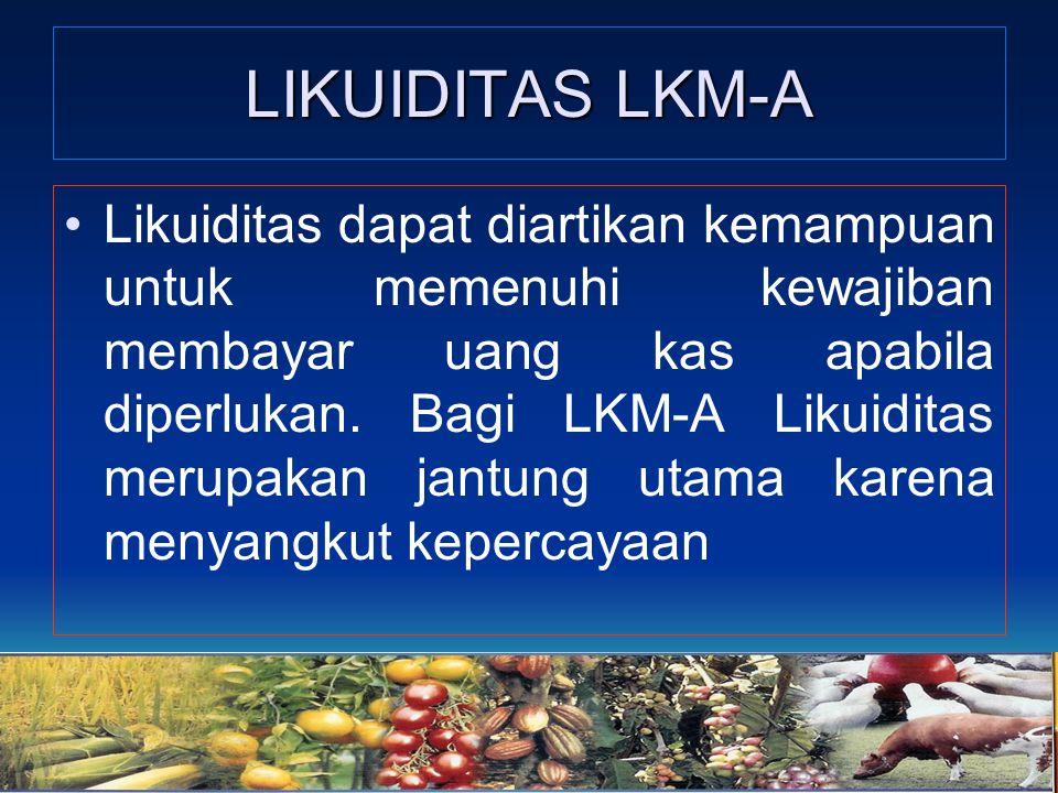 LIKUIDITAS LKM-A