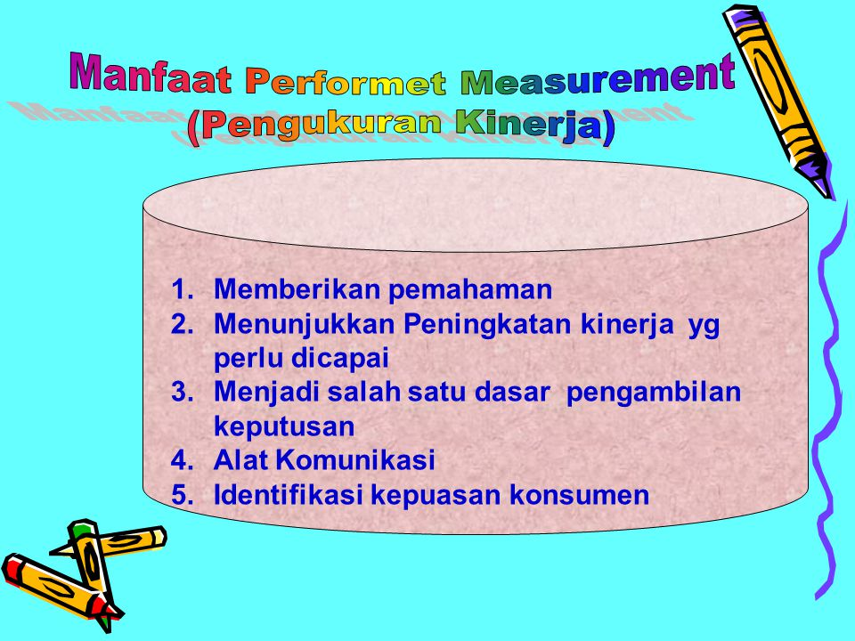 Manfaat Performet Measurement
