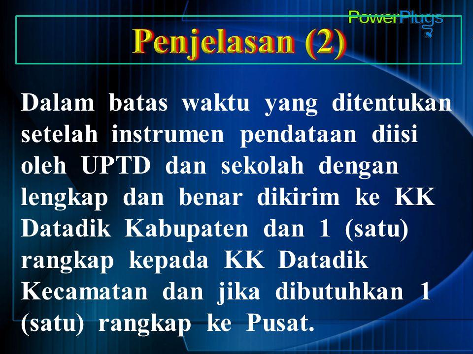 Penjelasan (2)