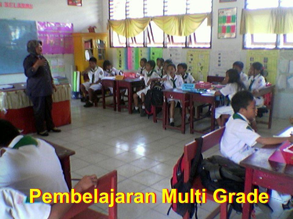 Pembelajaran Multi Grade