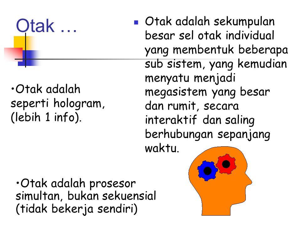 Otak …